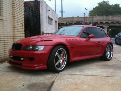 Steve S Evil Bimmer S54 Supercharged M Coupe