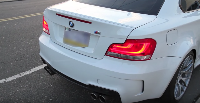 BMW 1M Akrapovic Evolution Titanium Exhaust System