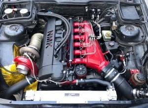 E34 M52 Turbo 1113WHP